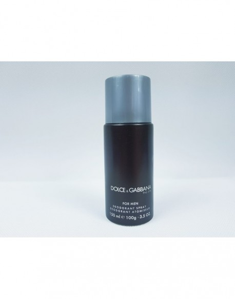 DEZODORANT DOLCE&GABBANA THE ONE FOR MEN 150ML