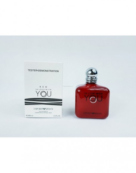 GIORGIO ARMANI IN LOVE WITH YOU RED 100ML EDP