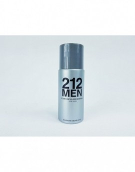 DEZODORANT CAROLINA HERRERA 212 MEN 150ML