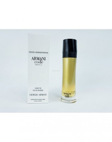 GIORGIO ARMANI CODE ABSOLU MEN 110ML EDP