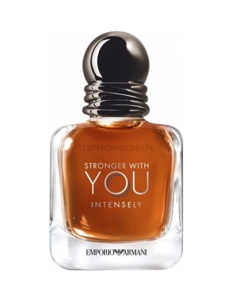 GIORGIO ARMANI STRONGER WITH YOU INTENSELY 100ML EDT