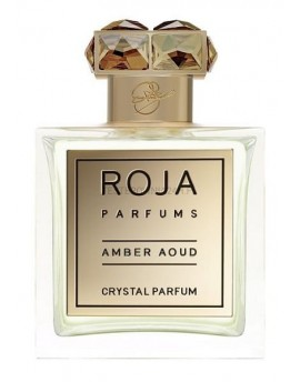 ROJA AMBER AOUD CRYSTAL 50ML EDP