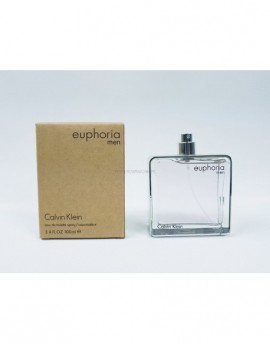 CALVIN KLEIN EUPHORIA MEN 100ML EDT TESTER