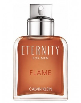 CALVIN KLEIN ETERNITY FLAME EDT M 100 ML