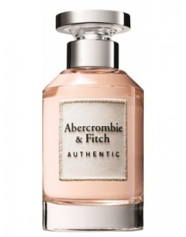 ABERCROMBIE & FITCH AUTHENTIC WOMAN 100ML EDP