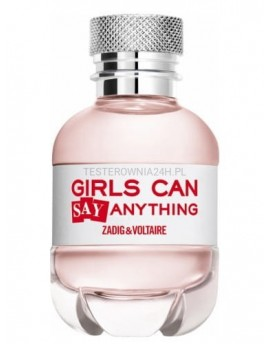 ZADIG & VOLTAIRE GIRLS CAN SAY ANYTHING 90 ML W