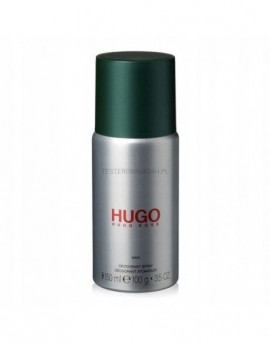 DEZODORANT W SPRAYU HUGO BOSS MAN 150ML