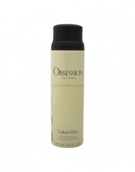 CALVIN KLEIN OBSESSION MEN DEOSPRAY ALL OVER THE BODY 150 ML