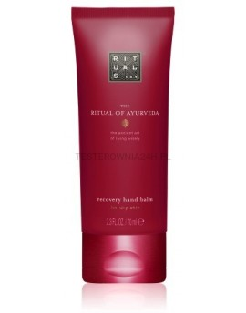 RITUALS THE RITUAL OF AYURVEDA RECOVERY HAND BALM FOR DRY SKIN BALSAM DO RĄK 70ML