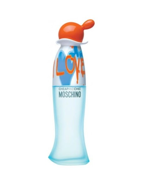 PRODUKT ZAFOLIOWANY MOSCHINO CHEAP & CHIC I LOVE LOVE EDT W 100 ML