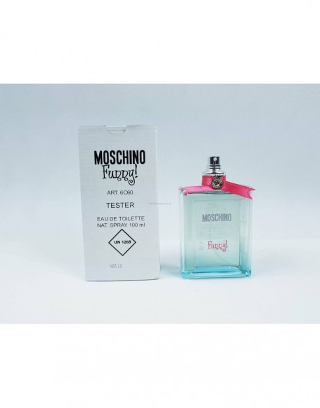 MOSCHINO FUNNY 100ML EDT