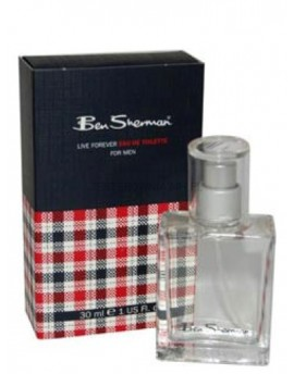 BEN SHERMAN LIVE FOREVER EDT MEN 100 ML