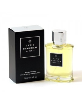 DAVID BECKHAM INSTINCT EDT MEN 75 ML