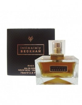 DAVID BECKHAM INTIMATELY EDT MEN 75 ML