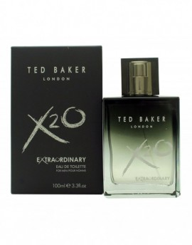 TED BAKER X20 EXTRAORDINARY EDT MEN 100 ML