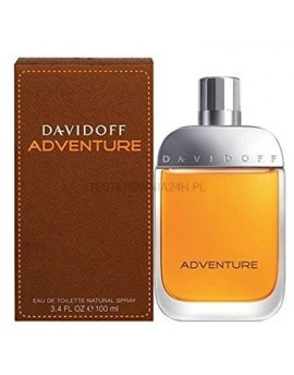 DAVIDOFF ADVENTURE EDT MEN 100 ML