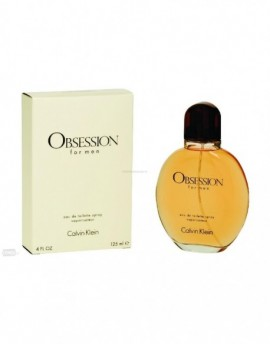 CALVIN KLEIN OBSESSION EDT MEN 125 ML