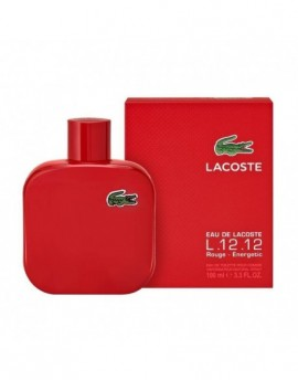 LACOSTE L.12 ROUGE 100 ML EDT M