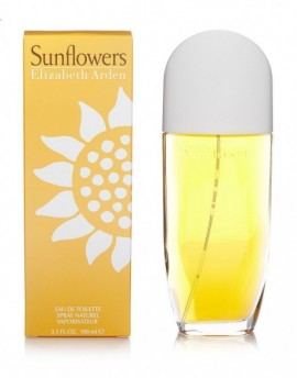 ELIZABETH ARDEN SUNFLOWERS EDT WOMEN 100 ML