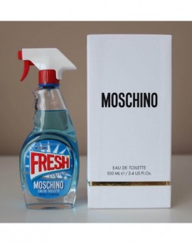 MOSCHINO FRESH COUTURE EDT WOMEN 100 ML