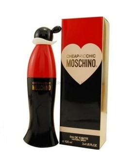 MOSCHINO CHIC AND CHIC BLACK EDT WOMEN 100 ML