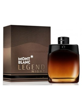 MONT BLANC LEGEND NIGHT EDP M